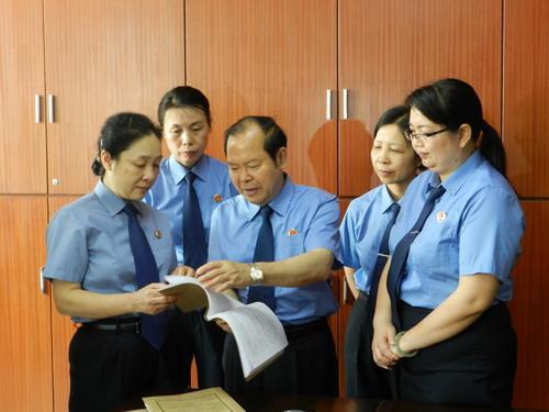 广西壮族自治区人民检察院检察长